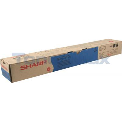 SHARP MX-2300N TONER CARTRIDGE CYAN